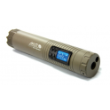 G&G Airsoft G&G Airsoft Military Intelligence Tracer Unit (M.I.T) With PEQ Battery Box - Tan
