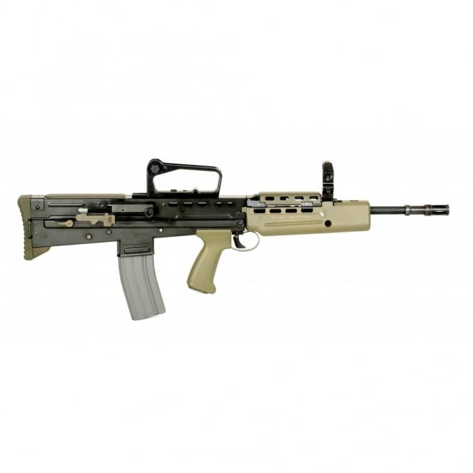 G&G Airsoft L85 A1 with Blowback