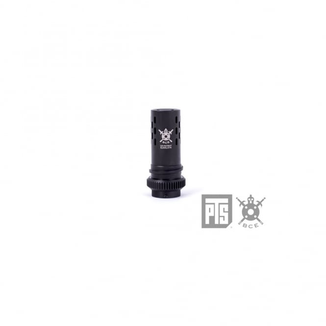 PTS Syndicate Airsoft PTS Battlecomp 51.0 Flash Hider - CCW