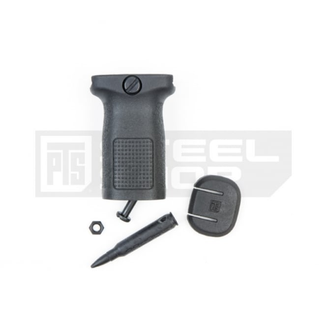 PTS Syndicate Airsoft PTS Syndicate EPF2-S Short Vertical Foregrip Black
