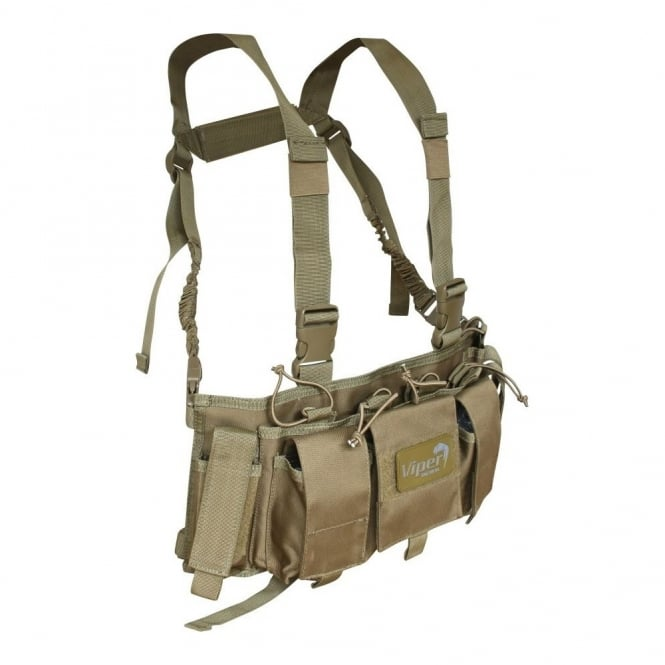 Viper Tactical  Viper Special Ops Chest Rig - Coyote