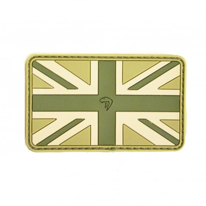 Viper Tactical  Viper Subdued Rubber Union Jack Patch - VCam